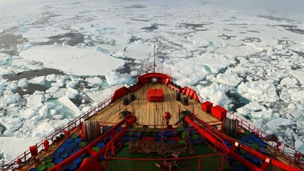 Kịch bản Nga đặt lò phản ứng hạt nhân ở Bắc Cực
