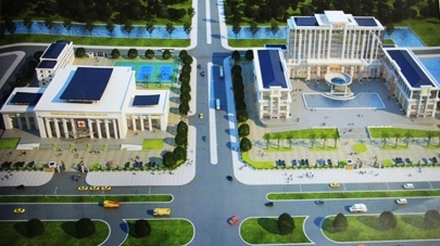 Xây trụ sở mới:Thanh Hoá không đổi, chỉ giao đất cho DN
