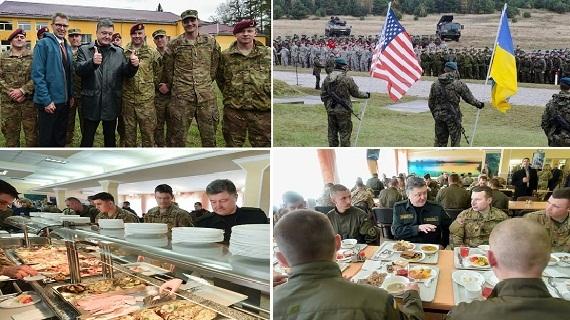 Lính Mỹ là 'vua', quân Ukraine 'chết đói'?