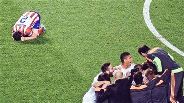 Real 1-0 Atletico: Bernabeu nổ tung vì Hạt đậu nhỏ