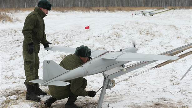 UAV nào của Nga giám sát Bắc Cực?