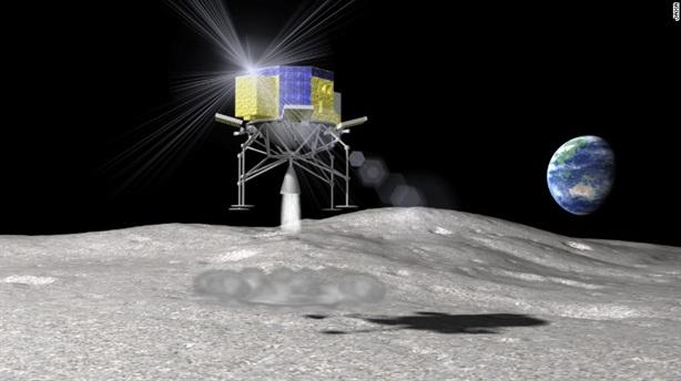 Nhật chính thức tham dự cuộc đua trên... Mặt Trăng