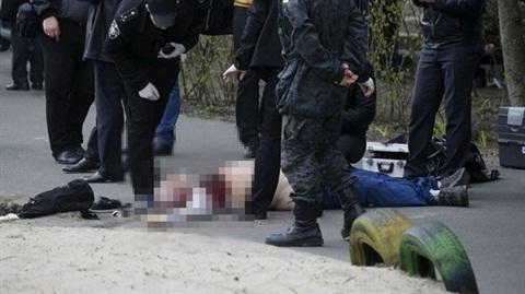 SBU nhúng tay vào vụ ám sát nhà báo Ukraine?