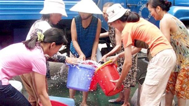 Người Hà Nội được báo trước sẽ mất điện, mất nước