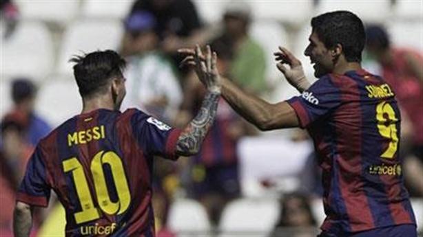 Cordoba 0-8 Barca: Chiến thắng huỷ diệt