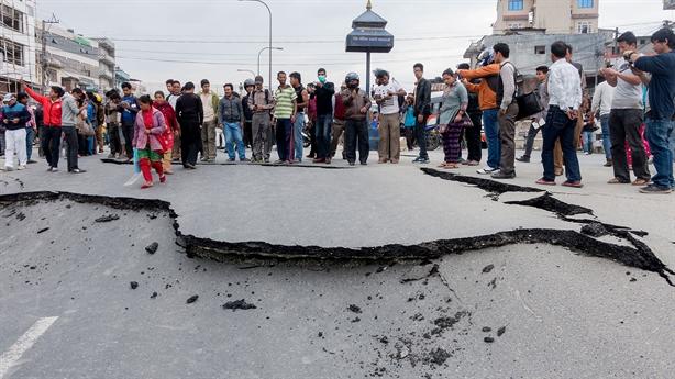 Nepal sau động đất như thế nào?