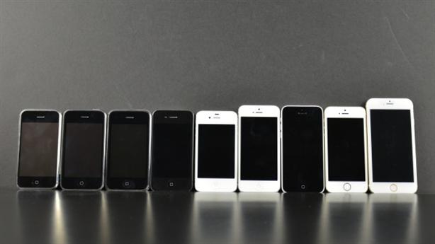 Đời iPhone nào được chuộng nhất?