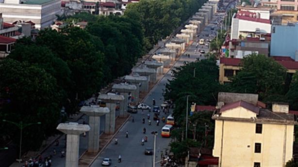 Đường sắt Cát Linh - Hà Đông: Tổng thầu TQ lại viện cớ