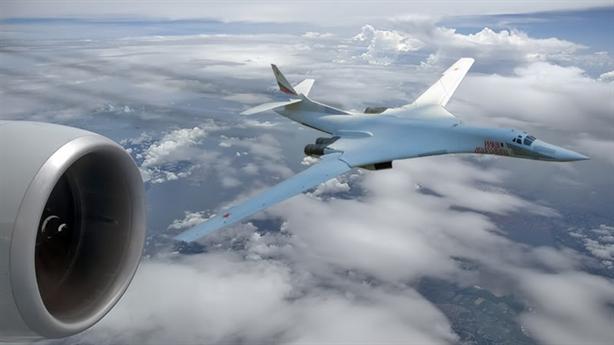 Tu-160 vô hình trước radar phòng không Mỹ?