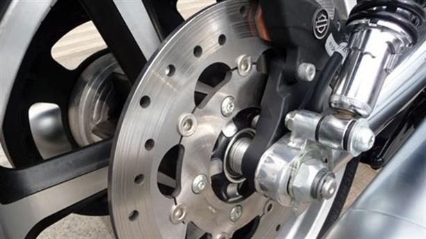 Kinh nghiệm sử dụng phanh đĩa xe máy