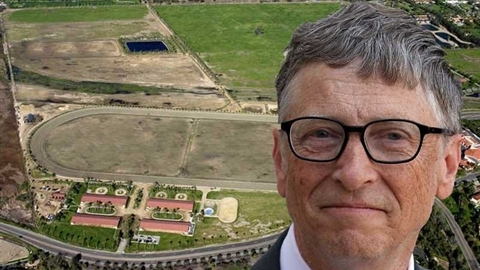 Ngất với danh sách BĐS thuộc sở hữu của Bill Gates