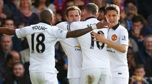 Crystal Palace 1-2 United: Nhọc nhằn giành chiến thắng