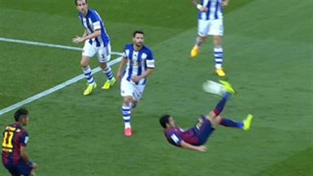 Barcelona 2-0 Sociedad: Sự trở lại của Nhà vua