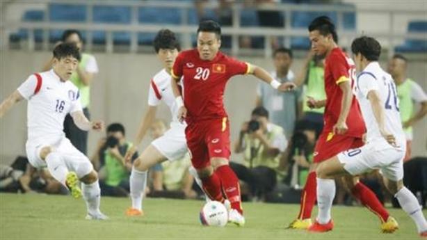 U23 Việt Nam 0-0 U23 Hàn Quốc: Hàng công vô duyên