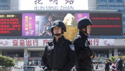 Cảnh sát Trung Quốc bị tố cố ý bắn chết người