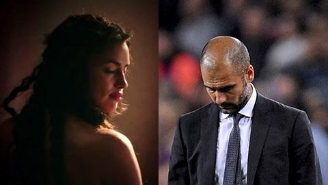 Nỗi thất vọng của Irina Shayk và thế cờ tàn của Guardiola