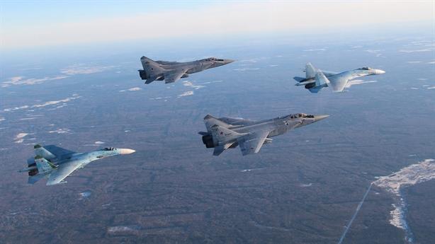 Báo Mỹ xếp hạng 5 máy bay nguy hiểm nhất của Nga