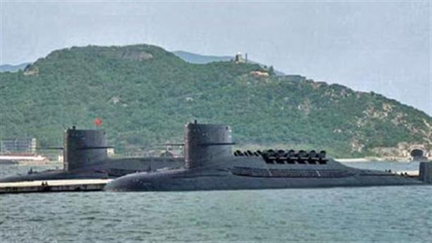 Hải quân PLA sử dụng công nghệ Mỹ nâng cấp tàu ngầm?