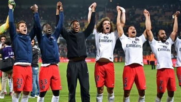 Montpellier 1-2 PSG: PSG chính thức vô địch Ligue 1