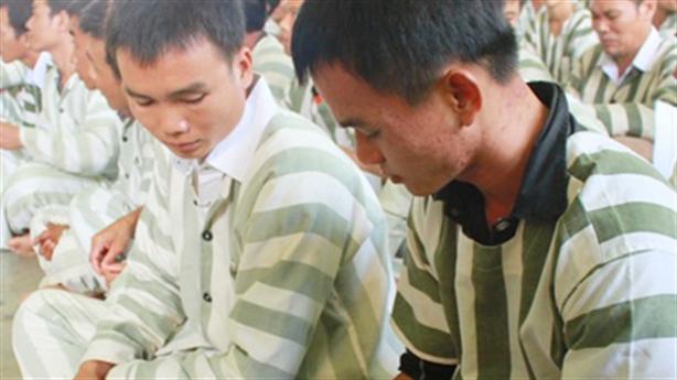 Lỗi đánh máy: Thả nhầm phạm nhân ra tù sớm?