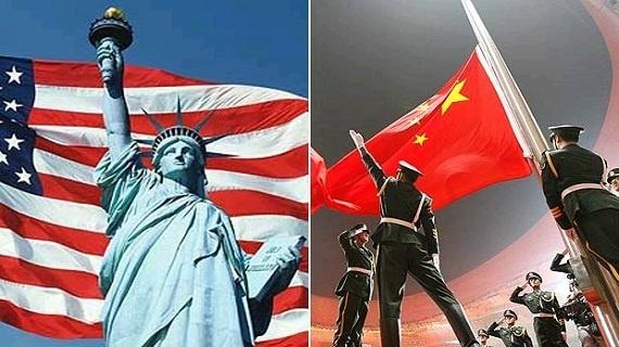 Mỹ dùng đòn đánh kép chống Trung Quốc