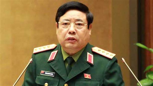 Việt Nam bàn việc phát triển quốc phòng với Ấn Độ