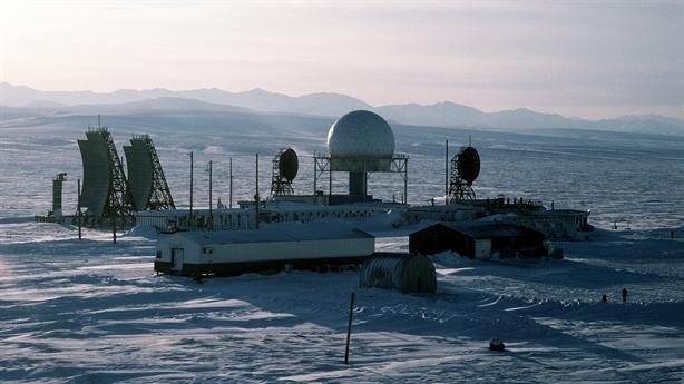 Nga bay trên đỉnh đầu, Mỹ mang radar khủng đến Alaska