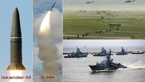 50 tàu nổi và tàu ngầm NATO đối đầu Hạm đội Baltic-Nga