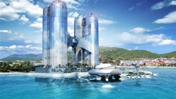 Đừng để nhà cao tầng làm ô nhiễm vịnh Nha Trang