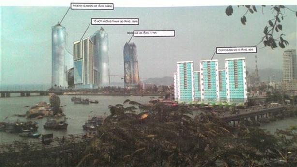 KTS Khánh Hòa đề nghị dừng dự án Mường Thanh 48 tầng