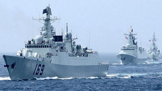 Trung Quốc càng cay cú, Mỹ càng mạnh mẽ trên biển Đông
