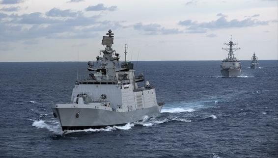 Biển Đông trở thành trọng địa-chính trị giữa các cường quốc