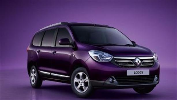 Toyota Innova có đối thủ mới Renault Lodgy