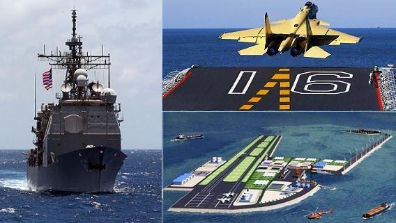 Dã tâm TQ và thuốc thử đưa vũ khí ra biển Đông