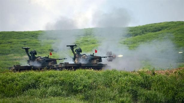 Nhật Bản khoe trọng pháo tự hành bậc nhất