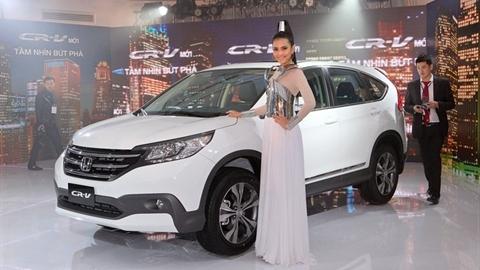 Đến lượt Honda đề nghị hỗ trợ sản xuất ôtô trong nước