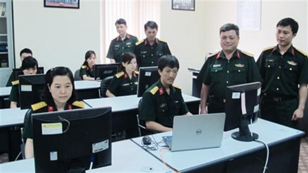 Mạng xã hội quân đội Việt Nam ngăn lọt lộ thông tin