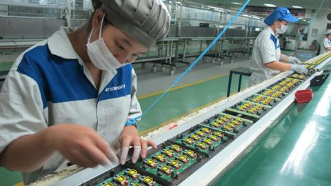 Sự thật công nghiệp điện tử Việt Nam nhắm ngôi đầu ASEAN