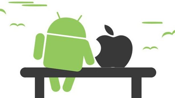 Bỏ Android dùng iOS không cần lăn tăn nữa