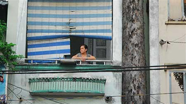 TP.HCM dỡ nhà cứu cây, Hà Nội khóc ròng vì nắng