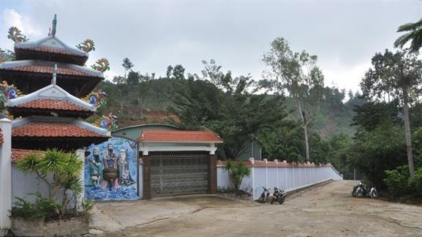 Biệt thự đại gia vàng: Đà Nẵng sắp xử lý triệt để