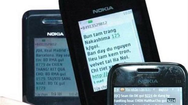 Dự thảo: Nhắn hơn 50 tin nhắn/ngày sẽ bị chặn