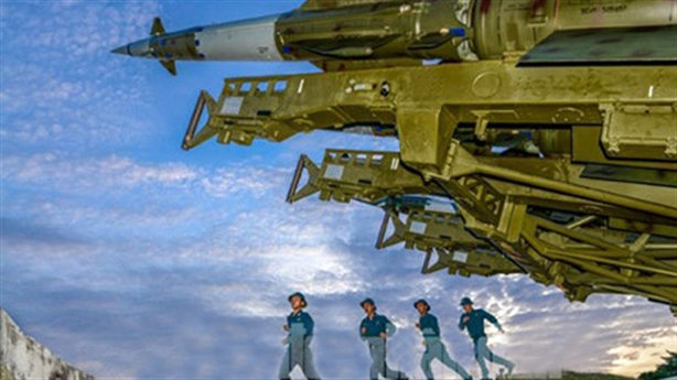 Sư đoàn Phòng không 377 có gì để bảo vệ Trường Sa?