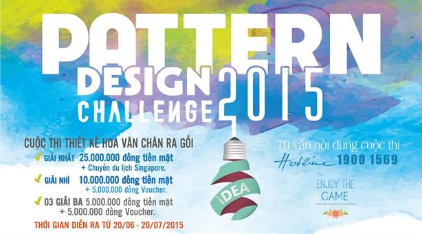 Cuộc thi thiết kế với giải thưởng đến 100 triệu đồng
