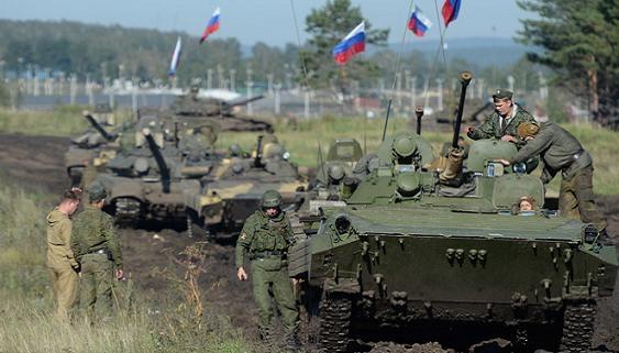 Xe chiến đấu bộ binh Trung Quốc 'đại chiến' BMP-2 Nga