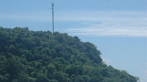 Ngạc nhiên với trạm phát sóng 3G vùng hiểm trở tại VN