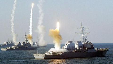 Mỹ lại dọa triển khai Aegis ở Biển Đen đối phó Nga