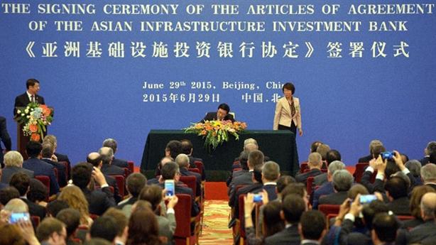 Quyền biểu quyết của Trung Quốc tại AIIB