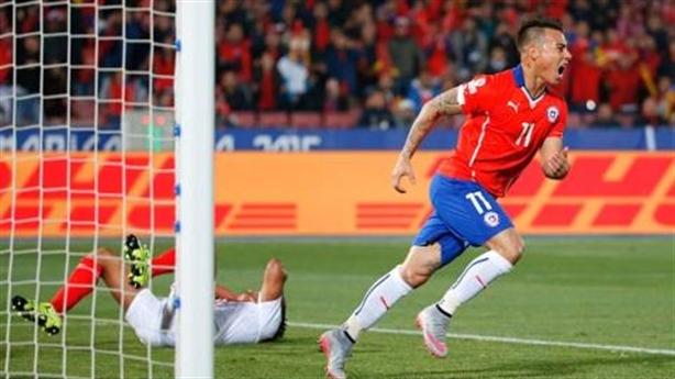 Bán kết Copa America: Chile 2-1 Peru