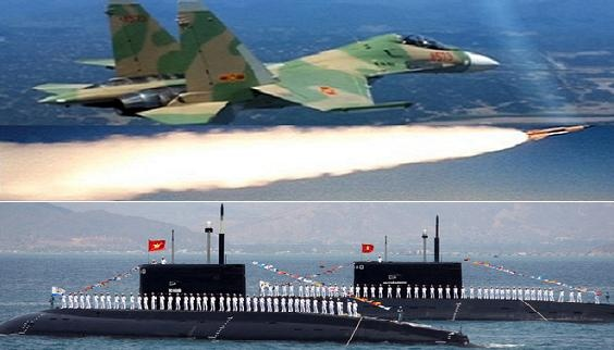 Sau Kilo thứ 4, Việt Nam tiếp tục nhận 10 Su-30MK2